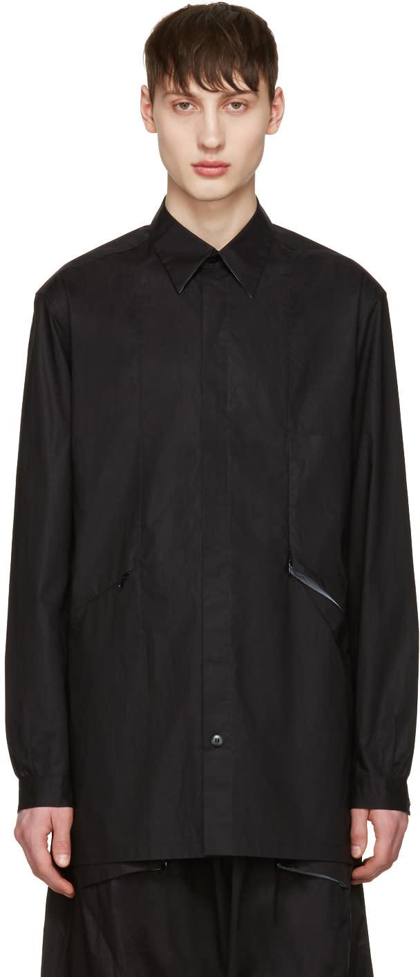 Y-3 Black M Mil Spc Shirt