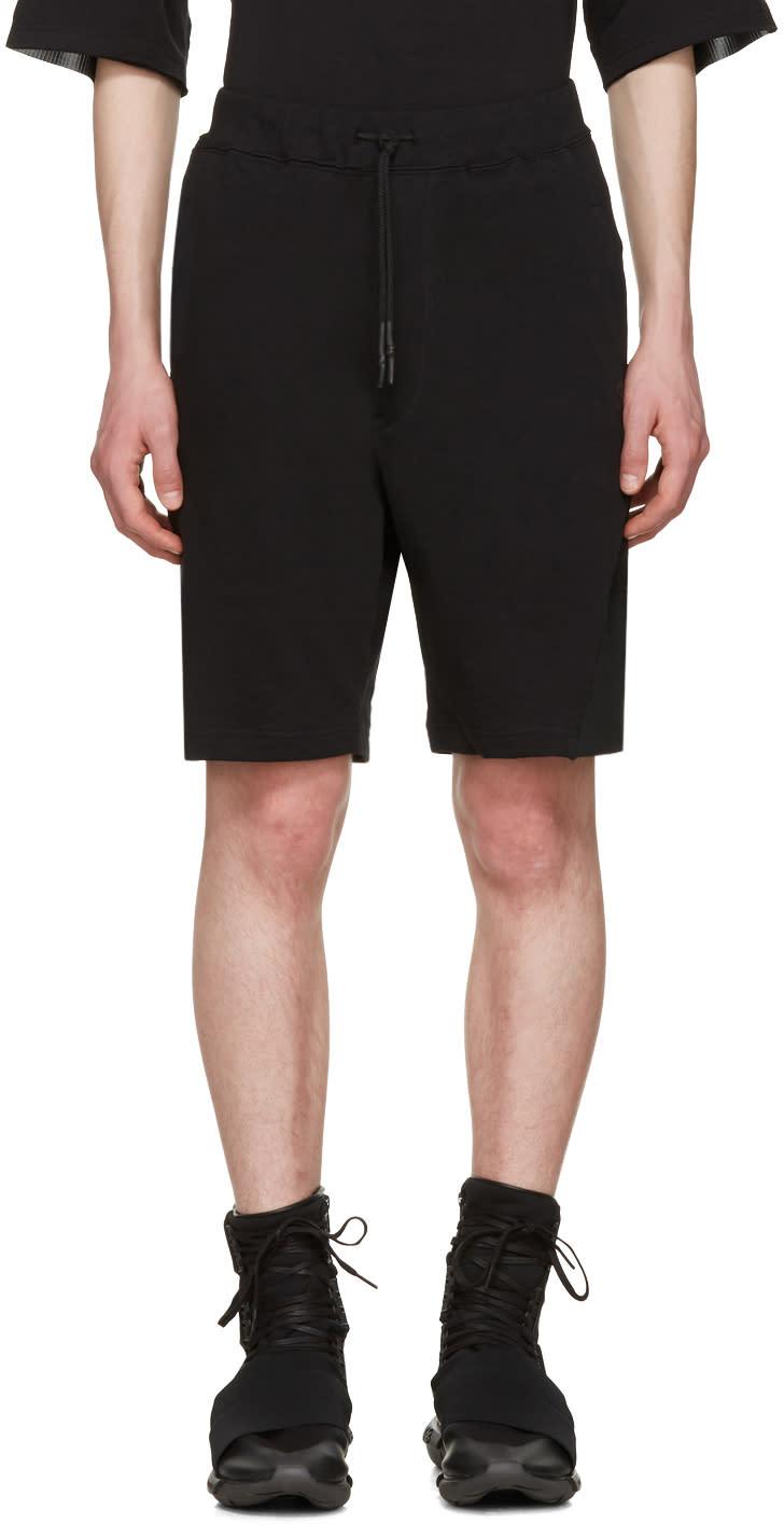 Y-3 Black M F Crft Shorts