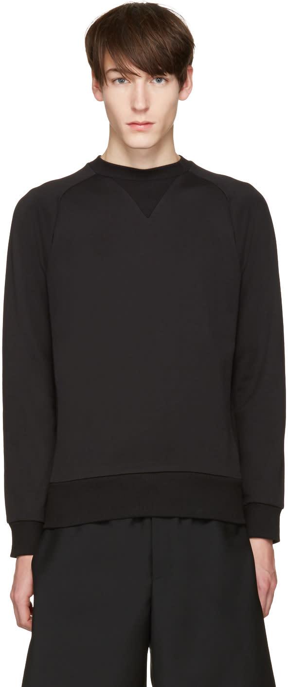 Y-3 Black M Cl Pullover