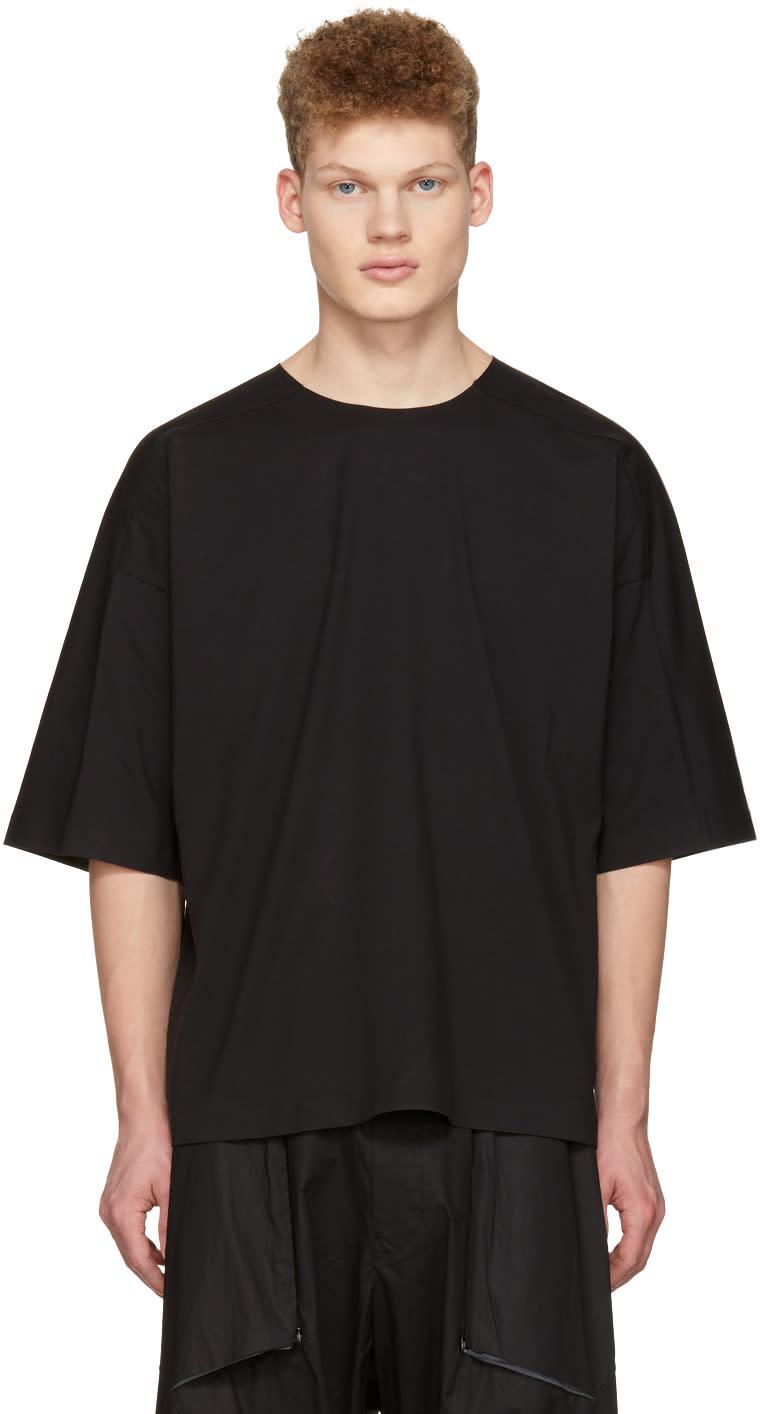 Y-3 Black M Skylight T-shirt