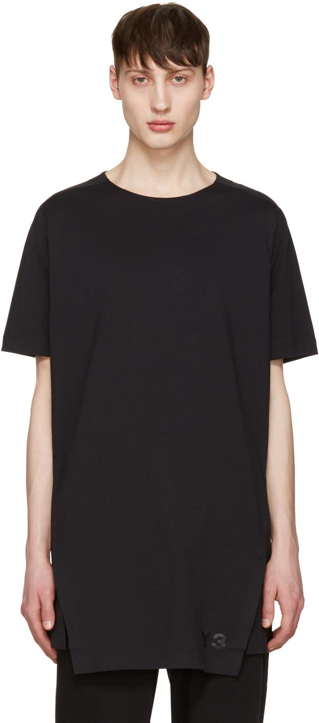 Y-3 Black X Planet T-shirt