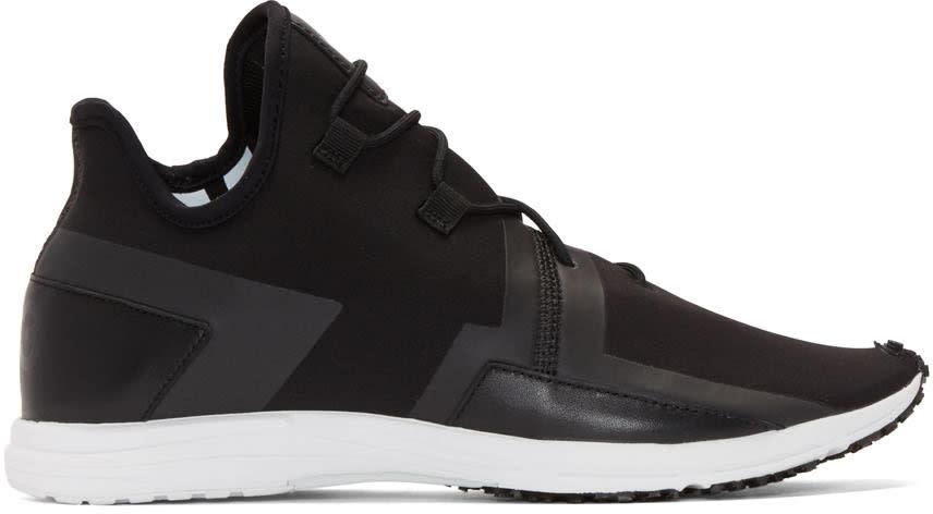 Y-3 Black Arc Rc Sneakers