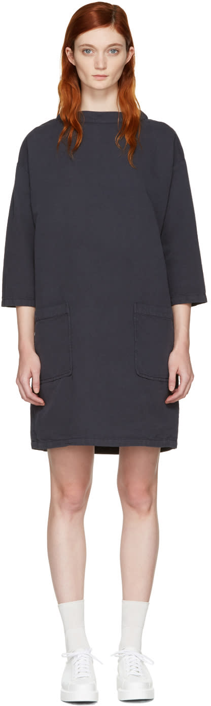 Ymc Navy Tove Dress