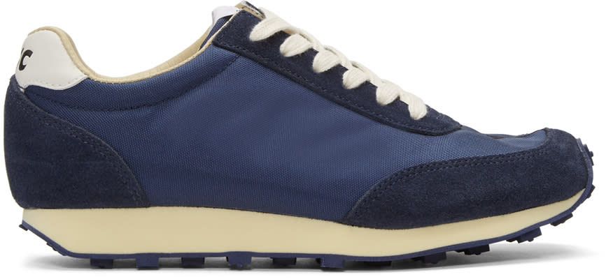 Ymc Navy Tabi Sneakers