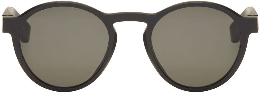 Maison Margiela Black Mykita Edition Mmraw002 Sunglasses