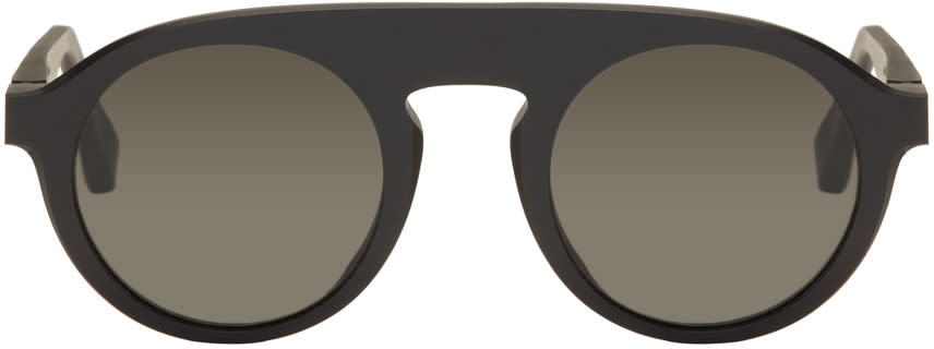 Maison Margiela Black Mykita Edition Mmraw003 Sunglasses