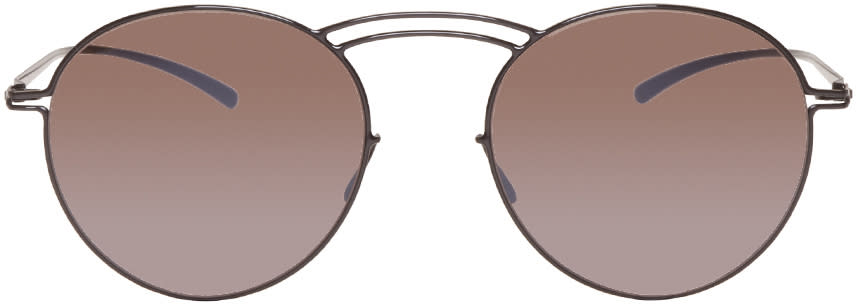 Maison Margiela Grey Mykita Edition Mmesse011 Sunglasses