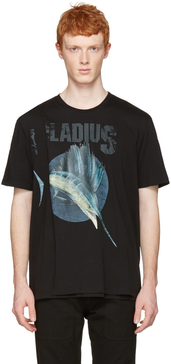Maison Margiela Black Pladius T-shirt