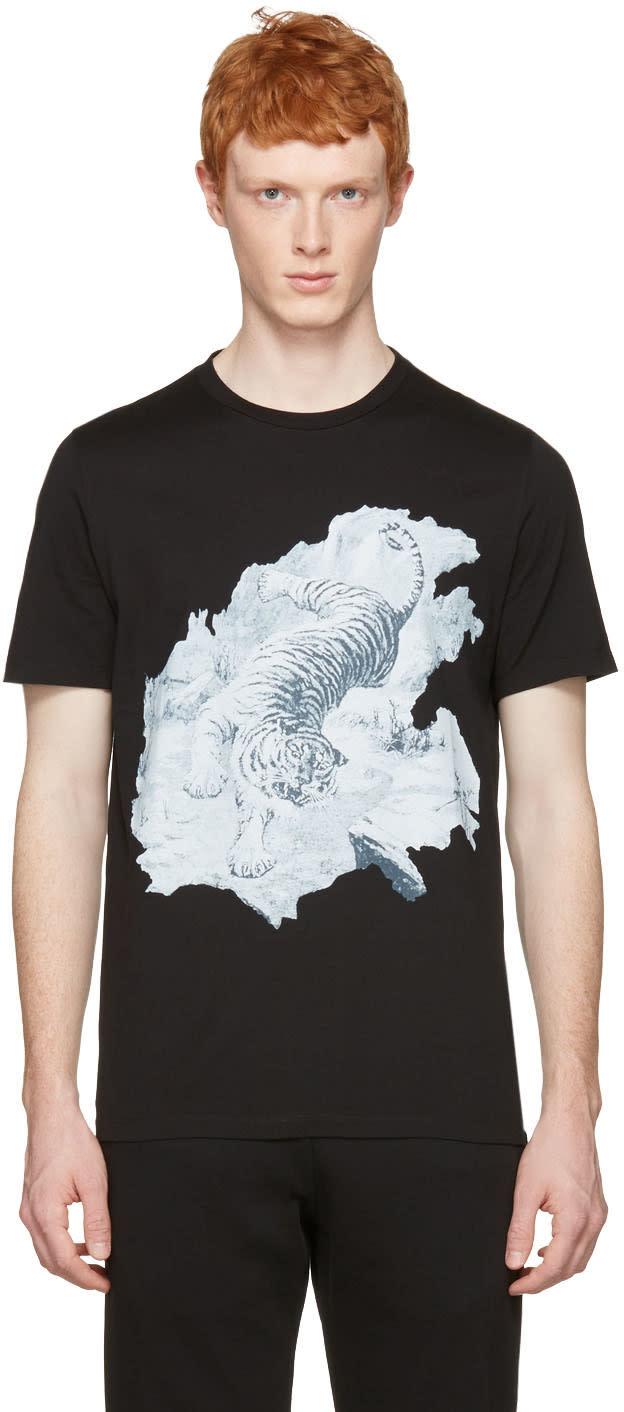 Maison Margiela Black Tiger T-shirt