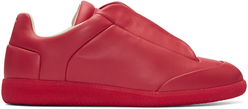 Maison Margiela Red Future Sneakers