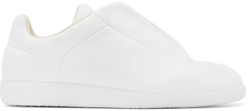 Maison Margiela White Future Sneakers