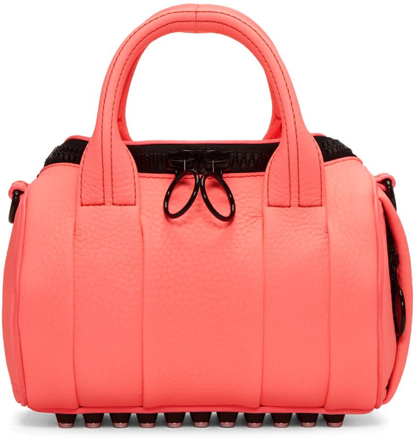Alexander Wang Pink Mini Rockie Bag