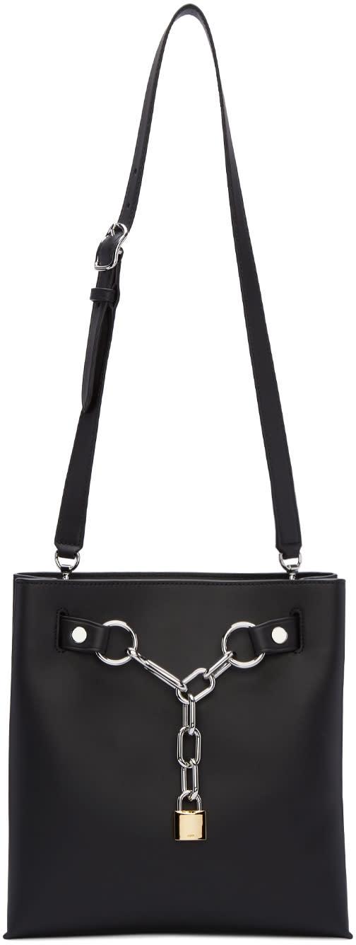 Alexander Wang Black Attica Shoulder Bag