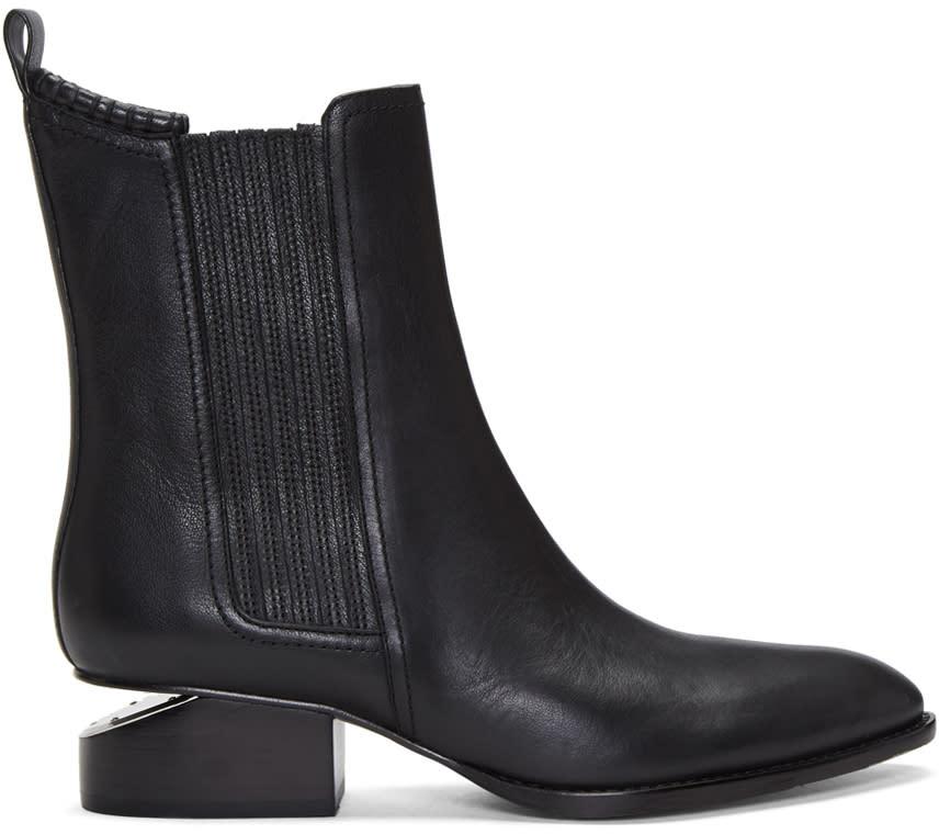 Alexander Wang Black Anouck Boots