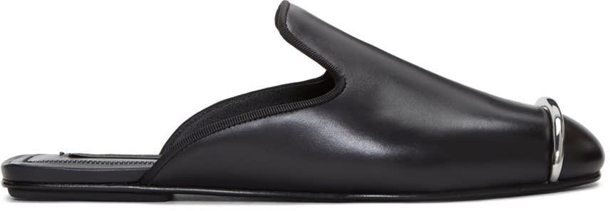 Alexander Wang Black Jaelle Loafers