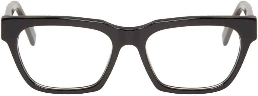 Super Black Numero 18 Glasses
