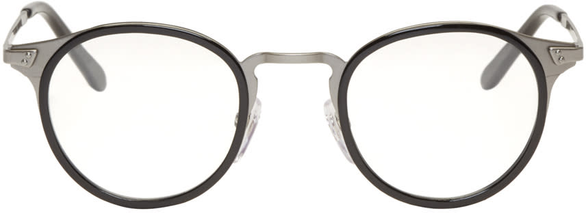 Super Gunmetal Numero 20 Glasses