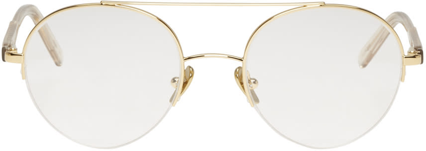 Super Gold Numero 24 Glasses