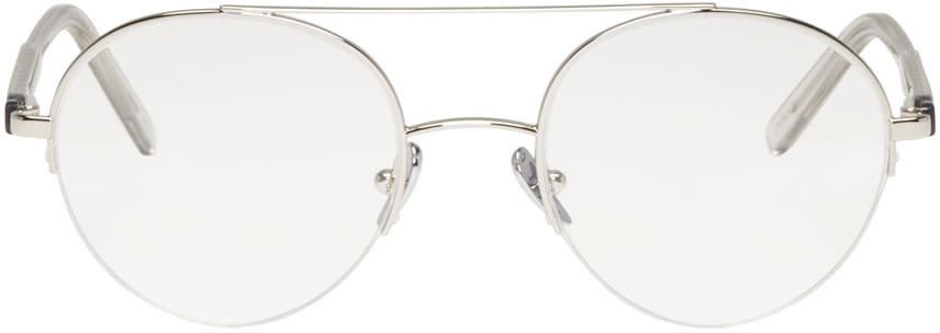 Super Silver Numero 24 Glasses
