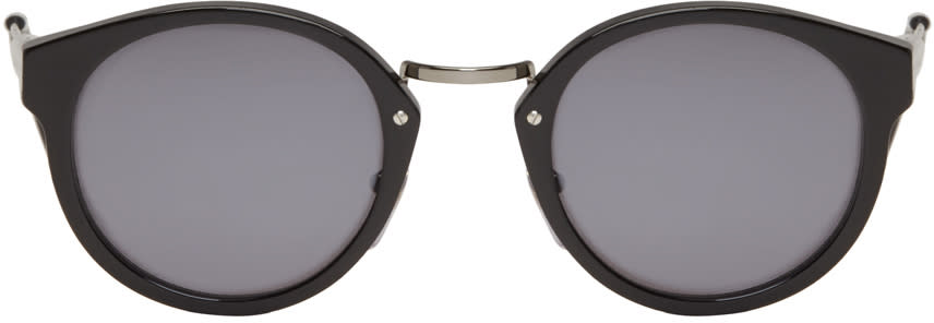 Super Black Panama Opaco Sunglasses