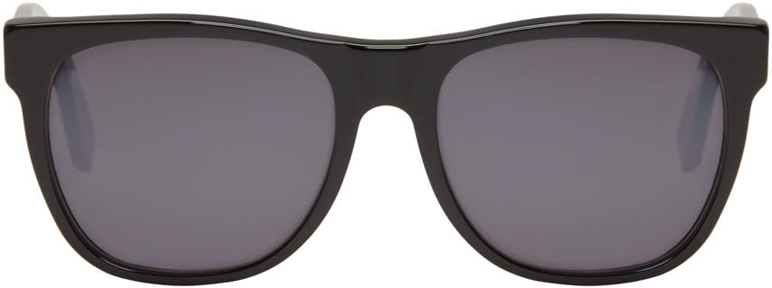 Super Black Classic Opaco Sunglasses