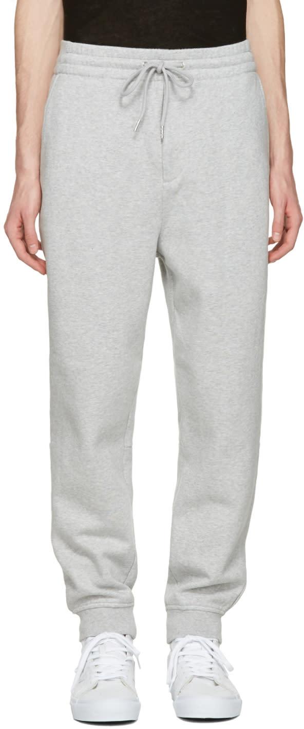 T By Alexander Wang Grey Lounge Pants