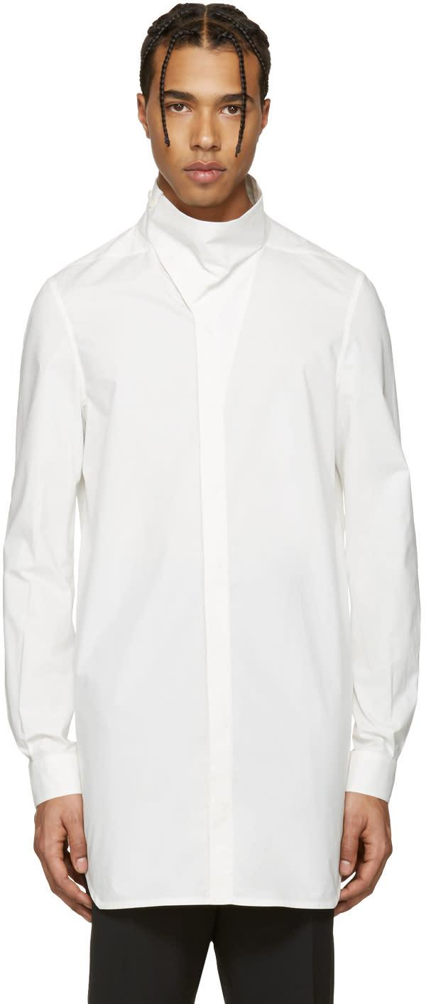 Rick Owens Off-white Island Shirt
