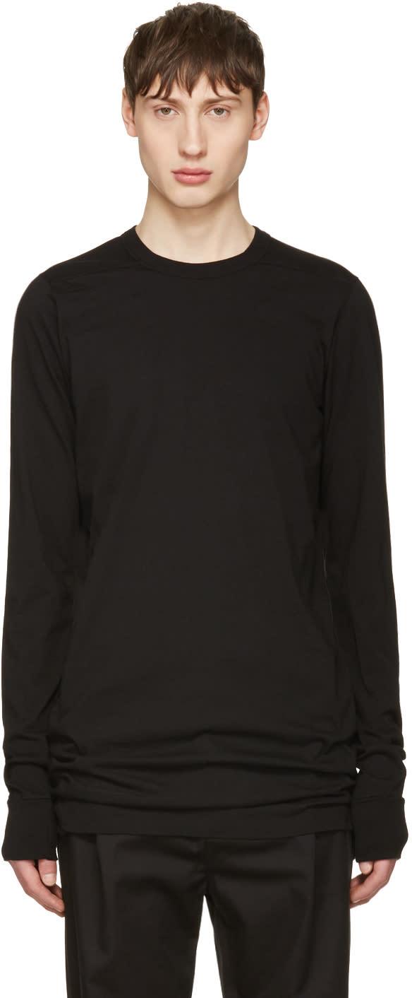 Rick Owens Black Level T-shirt