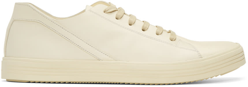 Rick Owens Off-white Geotrasher Sneakers