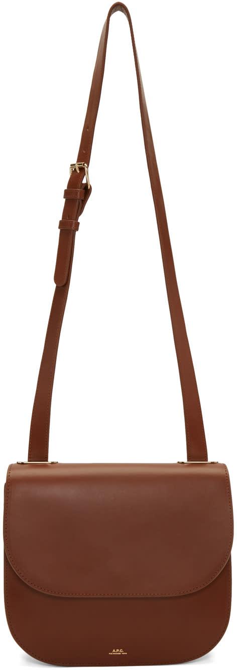 A.p.c. Brown Christie Bag