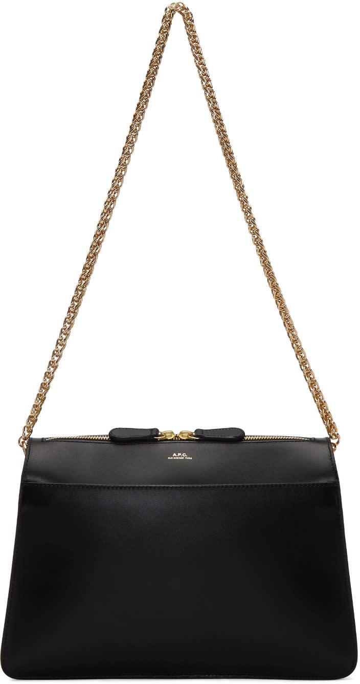 A.p.c. Black Ella Bag
