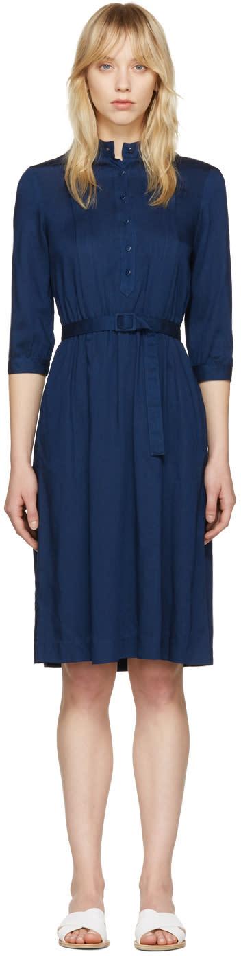 A.p.c. Indigo Marion Dress