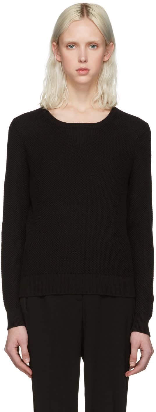 A.p.c. Black Tyler Sweater