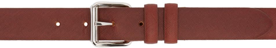 A.p.c. Brown Paris Belt