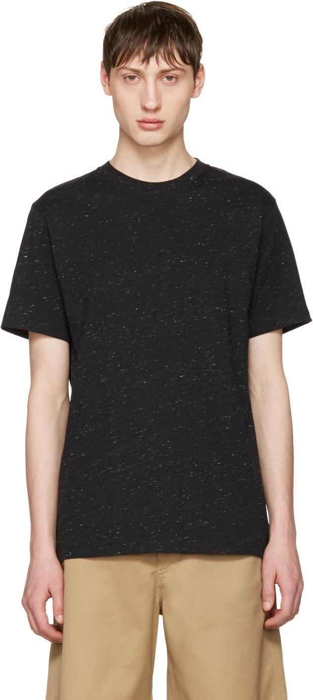 A.p.c. Black Jimmy T-shirt