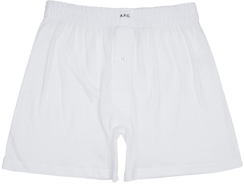 A.p.c. White Cabourg Boxers