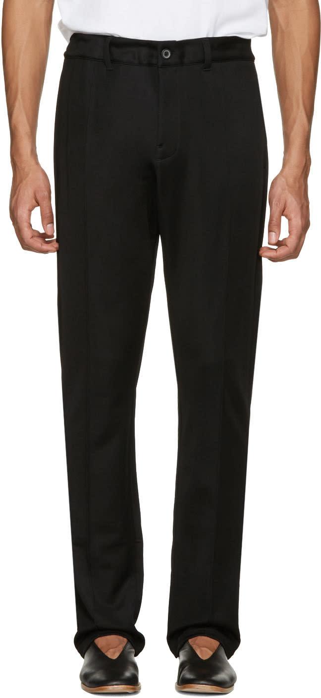 Lanvin Black Retro Lounge Pants