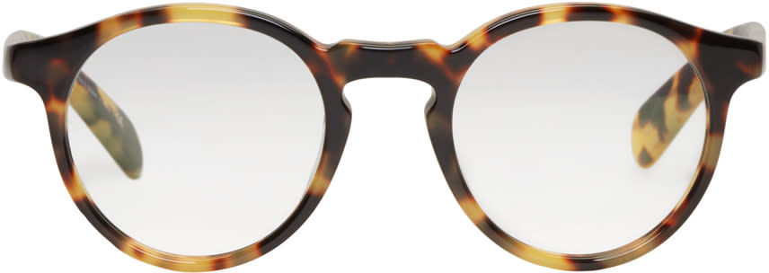 Paul Smith Tortoiseshell Keston Glasses