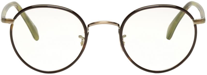 Paul Smith Tortoiseshell Kennington Glasses