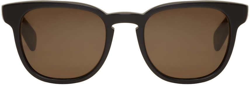 Paul Smith Black Hadrian Sunglasses