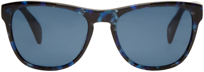 Paul Smith Blue Hoban Sunglasses