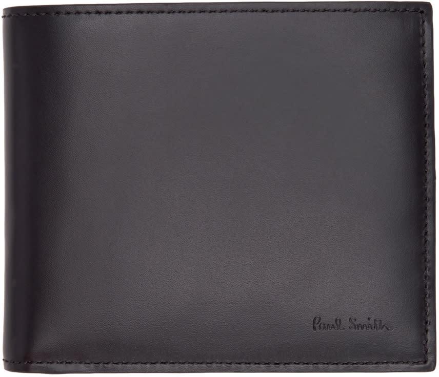 Paul Smith Black Mini Cooper Wallet