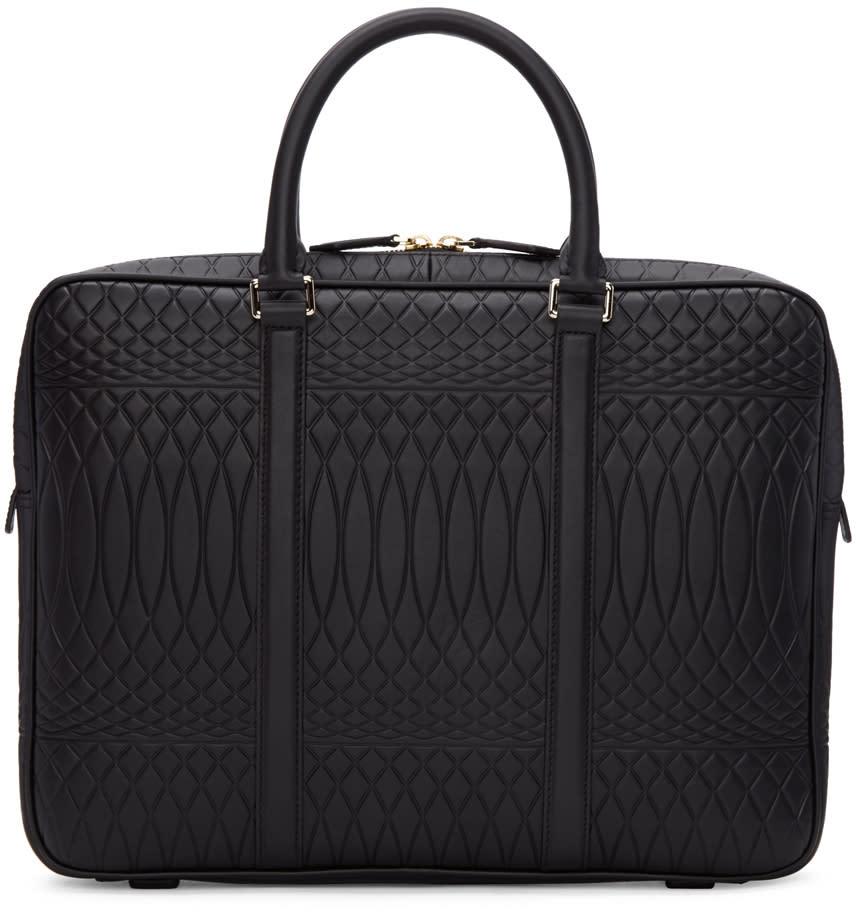 Paul Smith Black No. 9 Portfolio Briefcase