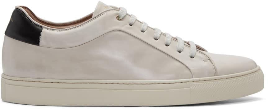 Paul Smith Beige Basso Sneakers