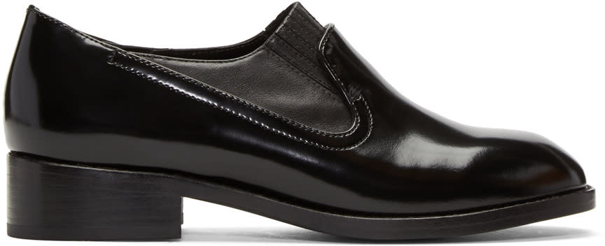 Opening Ceremony Black Patent Maudd Loafers