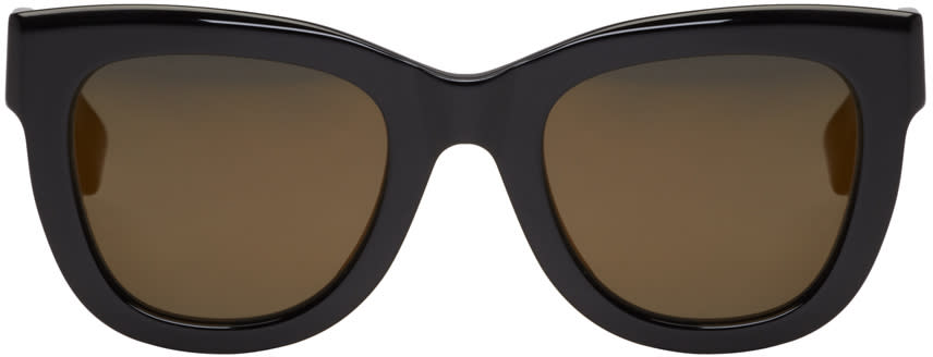 Damir Doma Black Mykita Edition Dawn Sunglasses