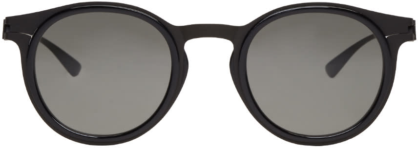 Damir Doma Black Mykita Edition Dd2.2 Sunglasses