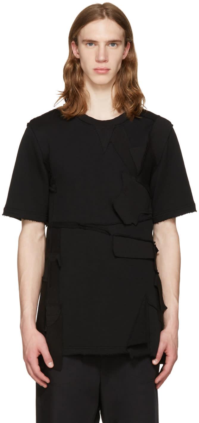 Damir Doma Black Wre T-shirt