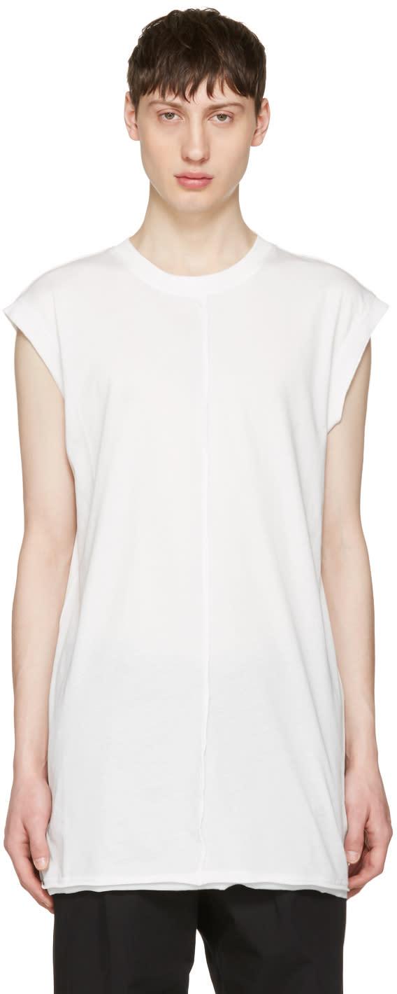Damir Doma White Toam T-shirt