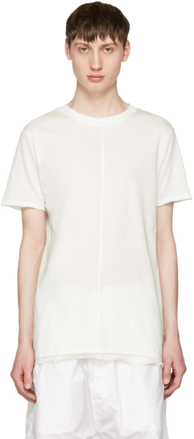 Damir Doma White Tegan T-shirt